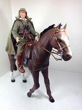 1/6 BBI IMPERIAL JAPANESE ARMY LT. ON HORSEBACK KATANA SWORD WW2 DRAGON DID 21ST