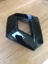 RENAULT CLIO 4 IV BLACK FRONT GRILLE BUMPER DIAMOND BADGE 628909470R