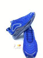 Nike Air Max 720 Deep Royal Blue Midnight Navy New Men's AO2924-403 Size 9.5