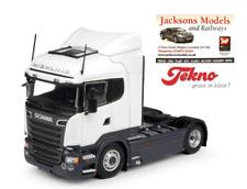 Tekno 65089 SCANIA R-streamline Highline 4x2 Tractor Unit Plain White 1 50 Scale