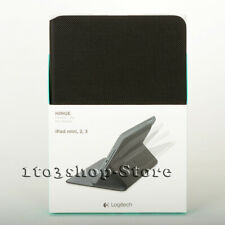 Logitech Hinge Folio Shell Case w/Stand Cover for iPad mini 2 iPad mini 3 Black