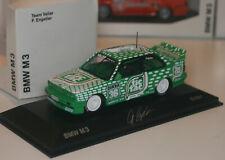 BMW M3 E30 1:43 DTM MINICHAMPS Tic Tac #36 Engstler in OVP!