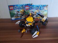 Lego-70002-Legends-of-Chima-Lennox Lion Le monster truck de Lennox notice