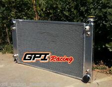Aluminum Radiator for Chevy Express GMC Savana 1500 2500 3500 4.3 V6 5.0 5.7 V8