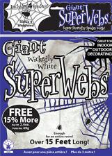 Spider Web Decoration Large Bag