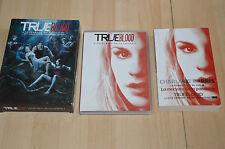 Coffret DVD - TRUE BLOOD intégrale saison 3 + Le livre tome 3 de la série - VF