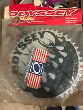ODYSSEY pyro NOS Sprocket BMX OLD MID SCHOOL 48 T Tooth USA MADE