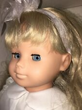 "VINTAGE Doll 20""~Sweet face~Gotz  Martha Pullen Joanna a girl for today doll"