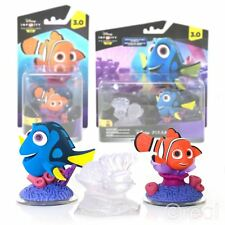 New Disney Infinity 3.0 Nemo Figure AND Finding Dory Playset Pixar Official