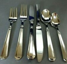 Pfaltzgraff Providence Glossy 18/8 Stainless Flatware Choose Choice Clean!