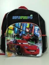 DISNEY PIXAR CARS - Medium-Size Boys School Bag/Backpack BNWOT