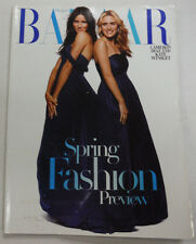 Harper's Bazaar Magazine Cameron Diaz & Kate Winslet January 2007 012915R2