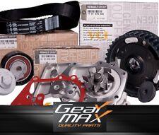 Genuine RENAULT 1.6 16V Dephaser Pulley + Timing Belt Kit + Water Pump