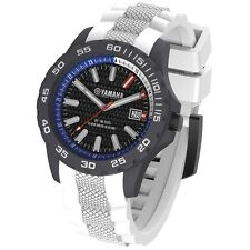 Yamaha Factory Racing Watch from TW Steel in White - Brand New