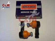 Spurstangenkopf Paar für Triumph Vitesse Triumph GT6 - Borg & Beck