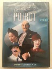 DVD et Blu-ray Hercule Poirot