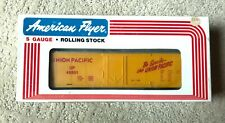 American Flyer 6-48801 Union Pacific Reefer Car NEW 1988