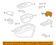 GM OEM Center-Console-Cup Holder 12381977