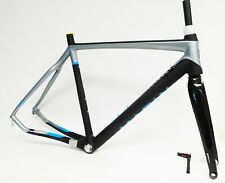 Marin Cortina CX Pro Cyclocross Carbon Frame & Fork 60 Black 15x100 F, 135 QR R
