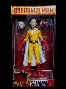 One Punch Man Saitama Action Figure McFarlane Toys