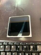 iPod nano 6th generation Silver with 8gb