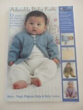 Panda Book 205 Adorable Baby Knits **Excellent Preloved Condition**