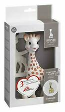 Sophie La Giraffe Gift Award Set- Includes Vanilla Teeter 100% Natural Rubber