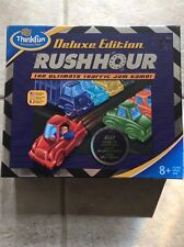 EUC! Thinkfun Deluxe Edition Rush Hour Ages 8+