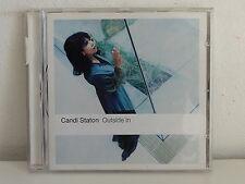 CD ALBUM CANDI STATON Outside in 827847021490