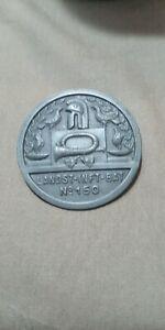 Kuk Prima Guerra Mondiale kappenabzeichen 150 Landsturm