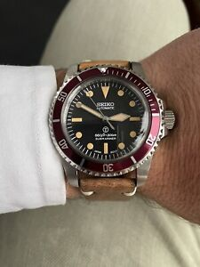 WATCH SEIKO DIVER HOMAGE MOVIMENT NH35 AUTOMATIC WINDING