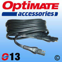 Genuine Optimate Battery Charger SAE Extension Lead 4.6 Metres SAE73
