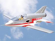 Pichler BEDE BD 5J Jet ARF Finshed model in lights Wood construction way 6590