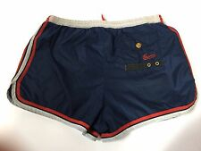 Mens Vtg 00s 90s Gucci Beach Wear Shorts M Swimsuit Swim Trunks Board Track Blue