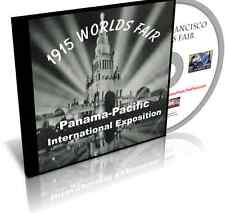 """Ultimate Collection 1915 Worlds Fair """"Panama-Pacific International Exposition"""""""