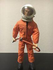 Play Inc 2001 NASA Space Astronaut Figure Detailed Talking?!