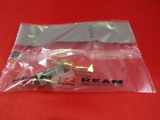 Neutrik REAN Rean NYS352G RCA Plug Gold connectors, 2 Pack.