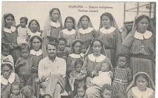 CPA  - KUBUNA - Soeurs Indigènes - Papouasie - Nouvelle Guinée