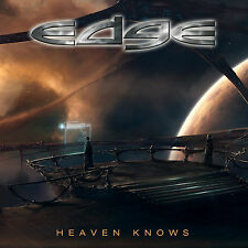 Edge - Heaven Knows CD 2013 Melodic Rock AOR From Sweden
