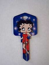 "Betty Boop ""Flashbulbs"" Kwikset House Key Blank / New"
