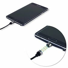 """New Magnetic """"No Touch"""" Cable Barnes & Noble NooK COLOR Battery Charger Cord USB"""