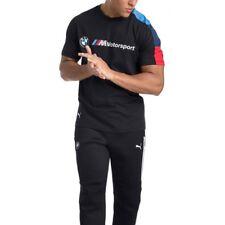 Puma T-Shirt BMW Mortorsport Noir