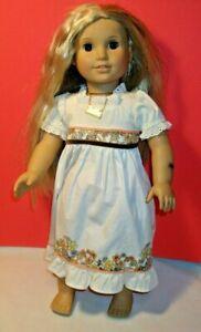 "2008 American Girl 18"" Doll JULIE Pleasant Company"