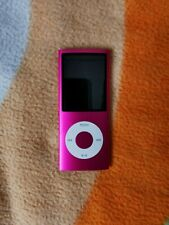 Apple iPod Nano 4th Generation Pink (16GB) - Great Condition - Fast Dispatch