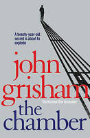 The Chamber, By John Grisham,in Used but Acceptable condition