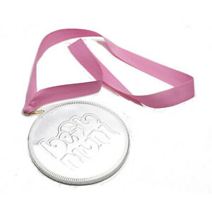 Best Mum Foiled Chocolate Medal - 90g