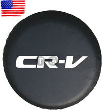 "PVC Spare Tire Soft Cover Protector 27"" For Honda CRV CR-V 26"" 26 27 inch Wheel"