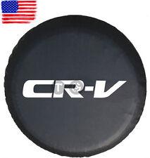 "PVC Spare Tire Soft Cover Protector 27"" For Honda CRV CR-V 26"" 26 27 inch Wheel"