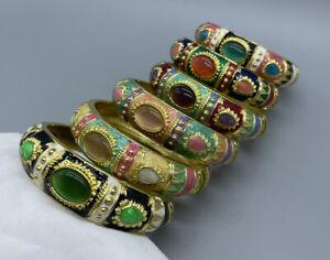 Metal bangles lot Bracelet Fashion