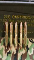 Bullet pens Copper tip and clip all 5 for 40.00